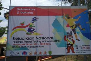 JATENG JUARA III, PEMANJAT BLORA REBUT EMAS DAN PERAK DI KEJURNAS FPTI 2018 RIAU