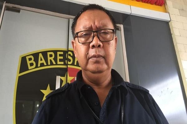 Direktur Reskrimum Polda DIY, Kombes Pol Hadi Utomo / Kumparan
