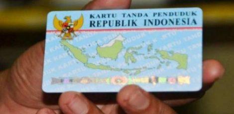 KTP, salah satu kartu identitas untuk mengetahui warga baru pindahan