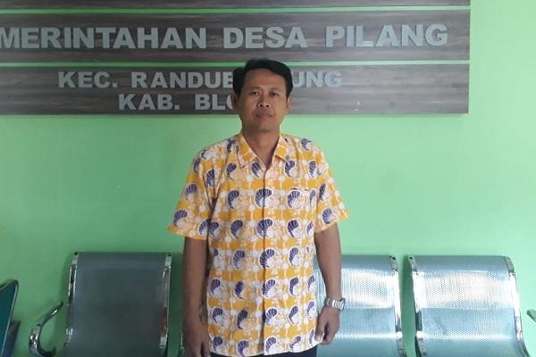 Kades Pilang Kecamatan Randublatung, Suyatno