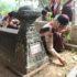 Makam pahlawan nasional, Potjut Meurah Intan, di kompleks pemakaman Desa Temurejo, Kecamatan Blora kota
