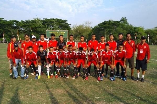 Persekla Klatak memenangi Darama Adu Penalti dengan Dukuhan FC