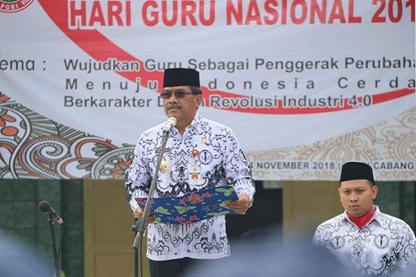 SISTEM ZONASI AKAN DITERAPKAN DI SELURUH INDONESIA MULAI TAHUN DEPAN