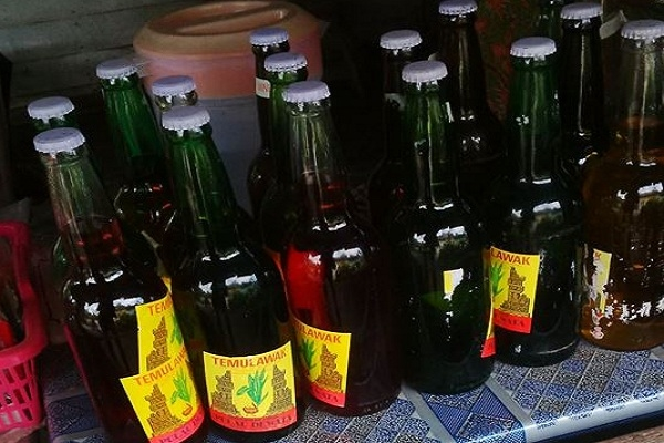 Temulawak, minuman yang melegenda di kalangan masyarakat