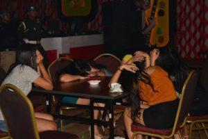 CAFE KARAOKE DIRAZIA, 54 PENGUNJUNG DAN PK JALANI TES URINE