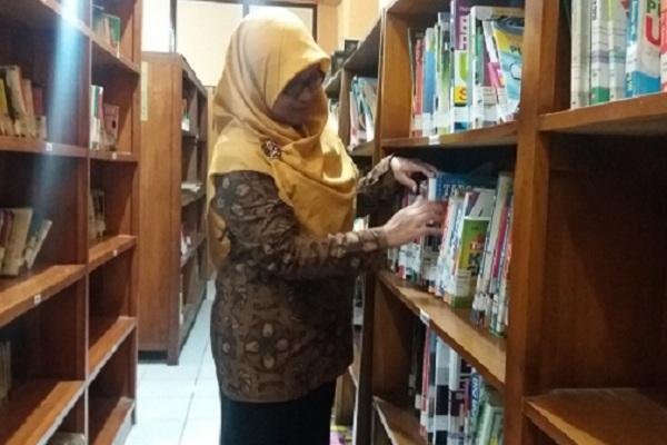 Kepala Dinas Perpustakaan dan Kearsipan (DPK) Kabupaten Blora