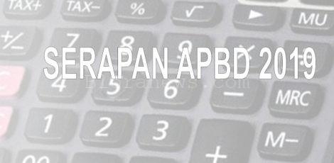 serapan APBD Kabupaten Blora tahun 2018