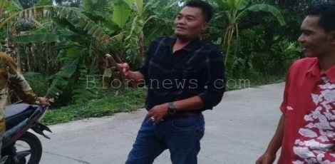 Direktur Lembaga Studi Kebijakan Publik (LSKP) Jateng, Muhamad Rifai