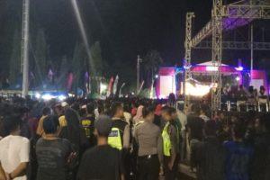 MESKI DIJAGA RATUSAN POLISI, COPET BEBAS BERAKSI DI PUNCAK HARI JADI BLORA 269