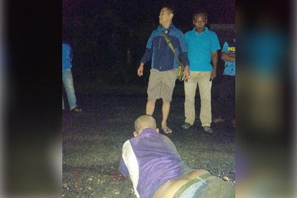 Kapolsek Jepon, AKP Sudarno mengungkapkan, saat petugas tiba di lokasi