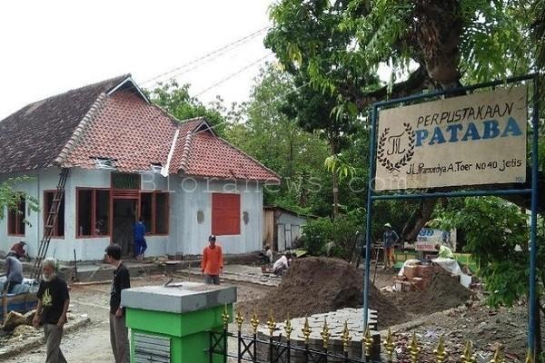 Revitalisasi rumah masa kecil Pramoedya Ananta Toer