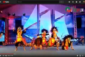 VIDEO TARIAN KANG SAKTI JOKO LODRO DI FESTIVAL JANADRIYAH 33, RIYADH ARAB SAUDI