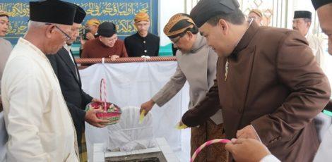 Ziarah Sunan Pojok dalam rangka Hari Jadi Blora ke- 269