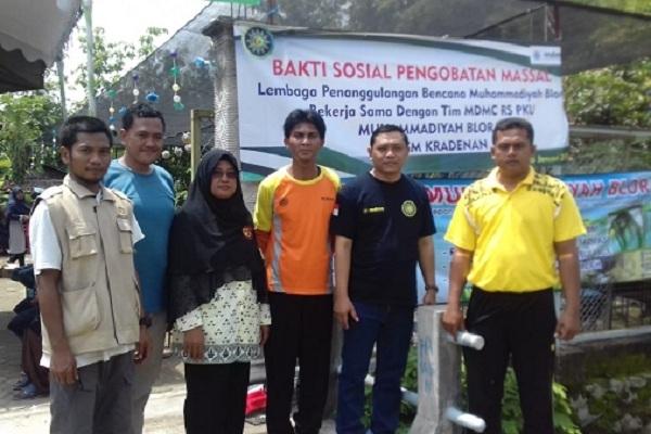 direktur RS PKU Muhammadiyah Blora, Arif Tajally Adiyatma
