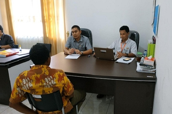 Ketua Bawaslu Kabupaten Blora, Lulus Mariyonan