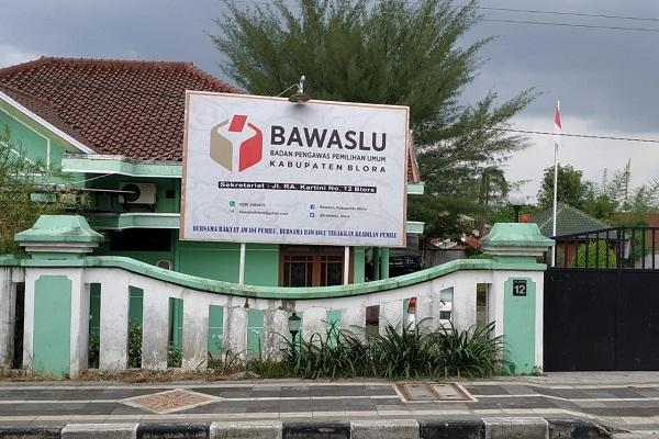 Kantor Bawaslu Kabupaten Blora