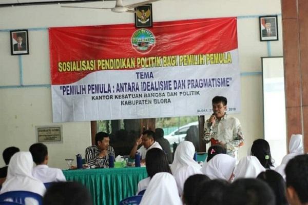 Kepala Kantor Kesbangpol Kabupaten Blora, Ahmad Nur Hidayat