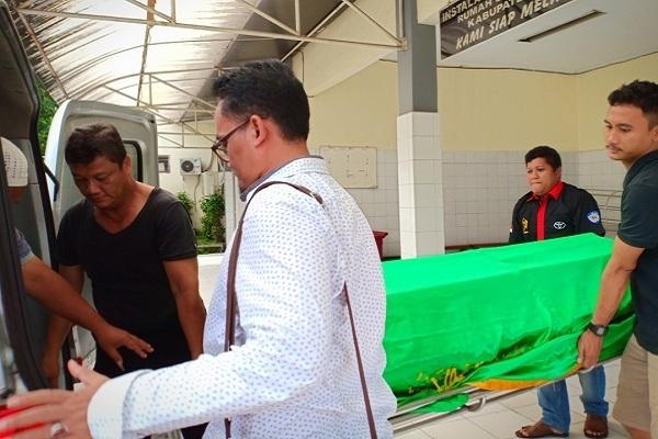 Ketua Pelaksana Baznas Kabupaten Blora, Fajri