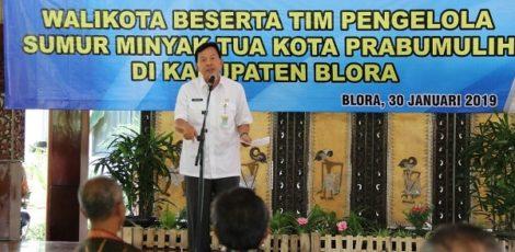 Walikota Prabumulih Provinsi Sumatera Selatan, Ridho Yahya