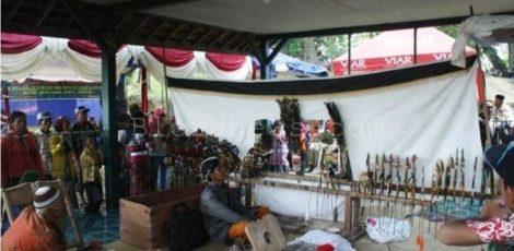 Pentas Wayang Krucil di Desa janjang Kecamatan Jiken Blora