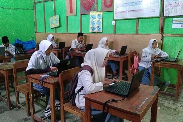 Madrasah Aliyah (MA) NU Doplang, Kecamatan Jati Kabupaten Blora