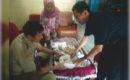 KPM di lingkungan RT 02 RW 01 Desa Tutup Tunjungan