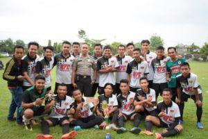 KROCOK FC JUARAI JAPAH CUP 2019