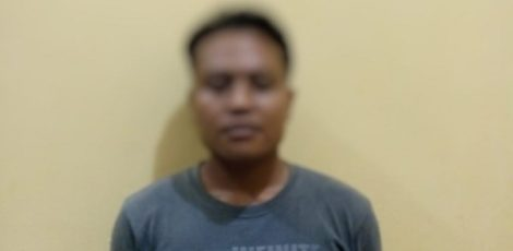 TY (26) tersangka kasus kayu ilegal diamankan Satreskrim Polres Blora