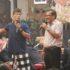 upati Kokok dan Ki Jolang dalam Pagelaran Wayang Kulit malam Jumat Pon di Pendopo Bupati Blora