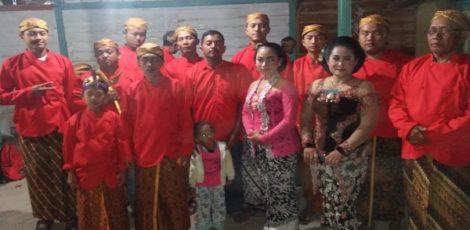 Kelompok Karawitan Muda Laras dalam sebuah pentas
