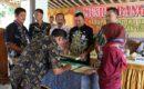 Wakil Bupati Blora, Arief Rohman dan Forkopimcam Todanan menyaksikan penandatangan Pakta Integritas pengelolaan Anggaran Desa