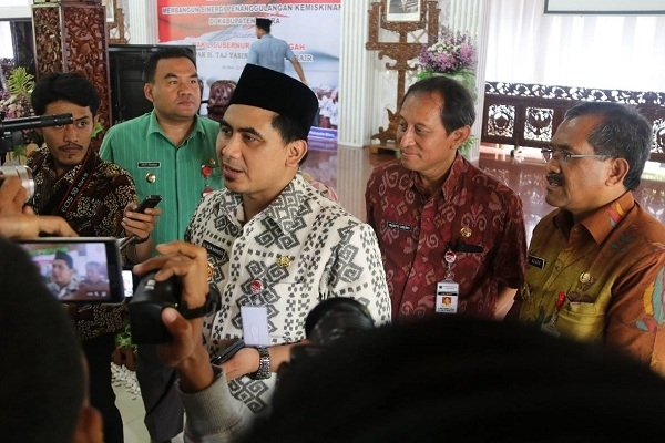 Wakil Gubernur Jawa Tengah, Taj Yasin Maimoen