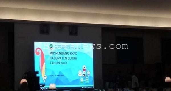 Musrenbang RKPD Blora 2020