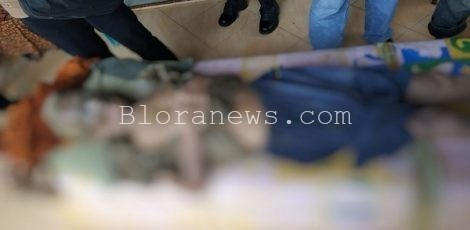 Jenazah Darmo (80) ditemukan hanyut di sungai Desa Tinapan Kecamatan Todanan, Blora