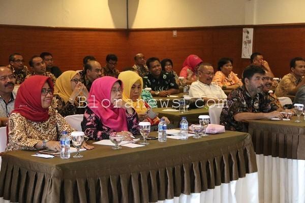 Rapat Koordinasi Pengendalian Operasional Kegiatan (POK) yang digelar di Bali