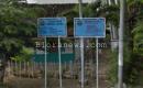 Papan informasi tanah aset Pemkab Blora di Desa Wonorejo Kecamatan Cepu, Kabupaten Blora