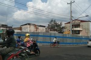 PONDOK SATE DIBONGKAR, BELASAN PEDAGANG DIPINDAH SEMENTARA