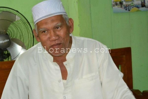 Wakil Ketua MUI Kabupaten Blora, KH Ali Muhdlor