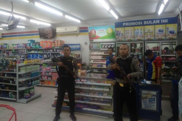 Patroli polisi