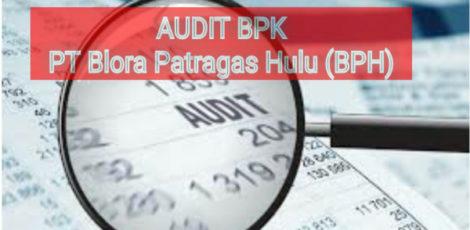 Audit BPK pada BPH