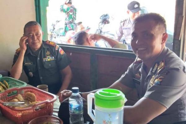Sinergitas TNI - POLRI