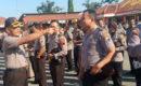 Operasi penegakan ketertiban dan kedisiplinan (Gaktiblin) di Mapolres Blora