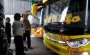 Pengecekan bis