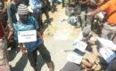 Rekonstrusi pembunuhan Deni Triatama (16), sosok mayat dalam karung