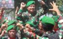 Komandan Batalyon Infanteri (Yonif) 410/Alugoro, Letkol Inf Loka Jaya Sembada