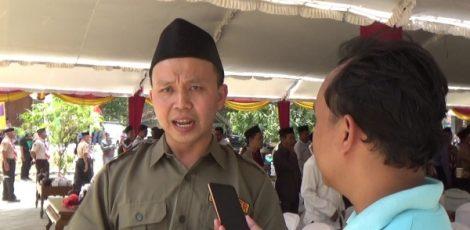 Ketua PW Gerakan Pemuda Ansor Jawa Tengah, Sholahudin Aly,