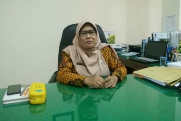 Kepala Dinas Lingkungan Hidup Kabupaten Blora Dewi Tedjowati