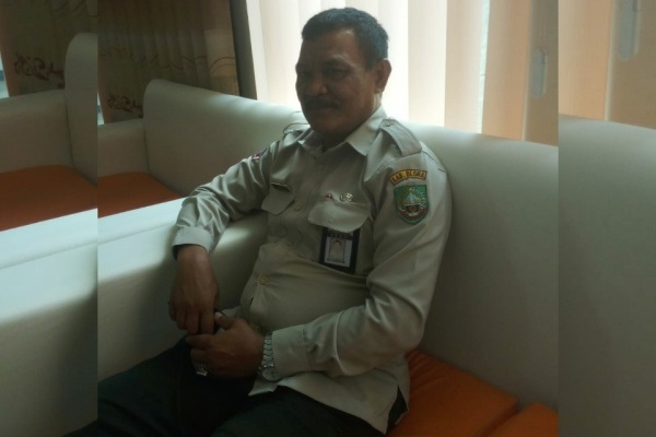 Kepala Pelaksana BPBD Blora, Sunanto