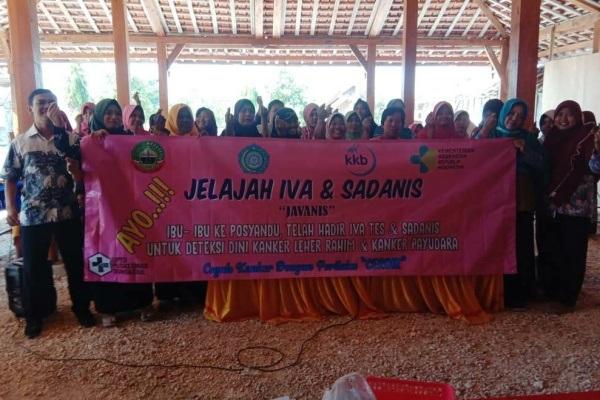 Jelajah IVA dan Sadanis di Balaidesa Buloh Kecamatan Kunduran Kabupaten Blora