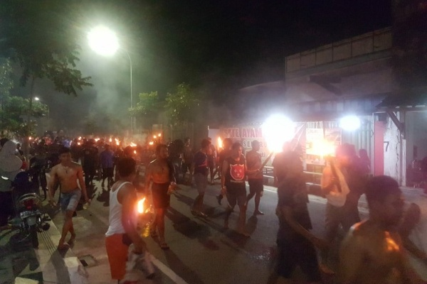 Tradisi Lamporan di Kelurahan Kunden Kecamatan Blora Kota Kabupaten Blora